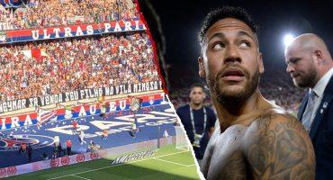 """""""Hijo de pe…"""": Aficionados atacaron a Neymar en su 'regreso' con el PSG"""