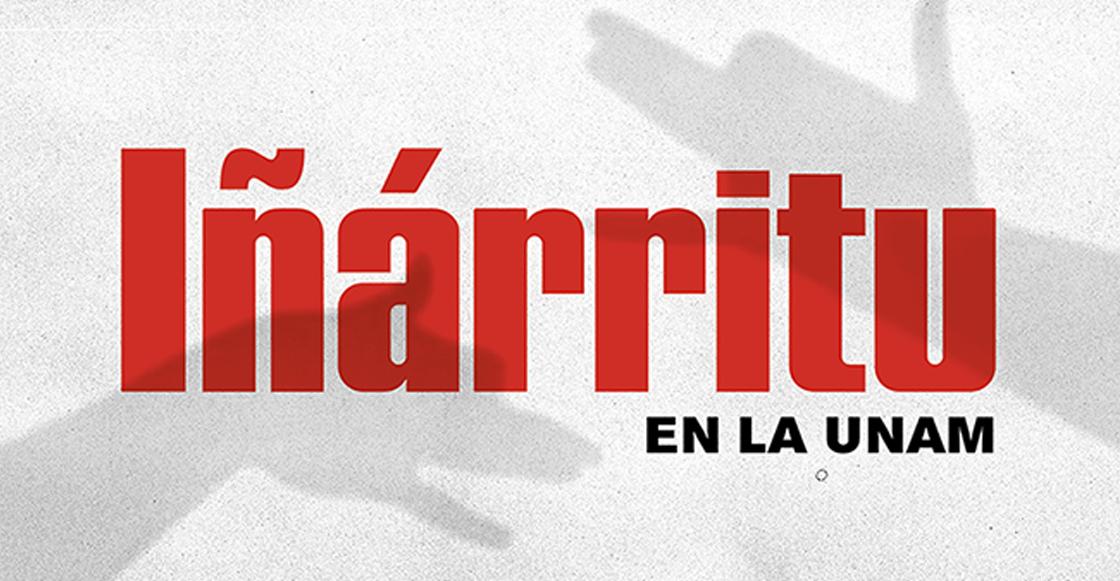 ¡Iñárritu dará una clase en la UNAM y habrá transmisión en vivo!