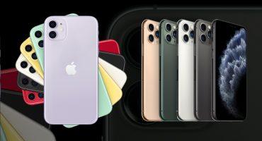 ¡Estos son los precios y fecha de lanzamiento del iPhone 11 en México!