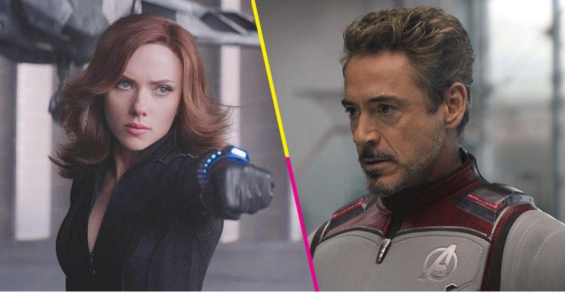 Pero khé? Tony Stark podría regresar al MCU en 'Black Widow'