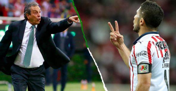 Jair Pereira arremetió contra Tomás Boy por 'echarlo' de Chivas y no serle leal