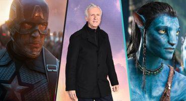 James Cameron cree posible que 'Avatar 2' supere 'Avengers: Endgame' en taquilla