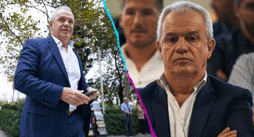 Aguirre firmaba documentos en blanco durante el caso del presunto amaño en España