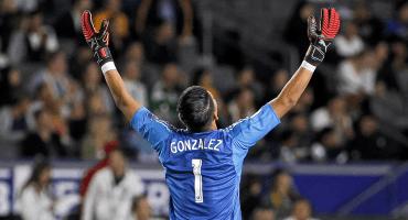 El portero mexicano que será rival del Tri en el amistoso contra EU del próximo viernes