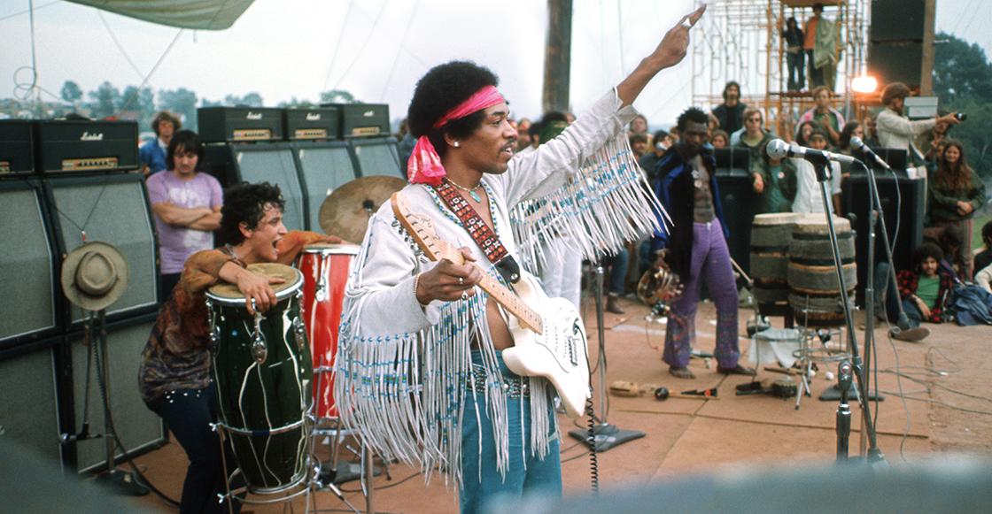 Qué joyita: Fender lanza una edición limitada de la guitarra que usó Jimi Hendrix en Woodstock