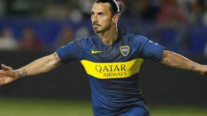 En Boca Juniors insisten por Zlatan: