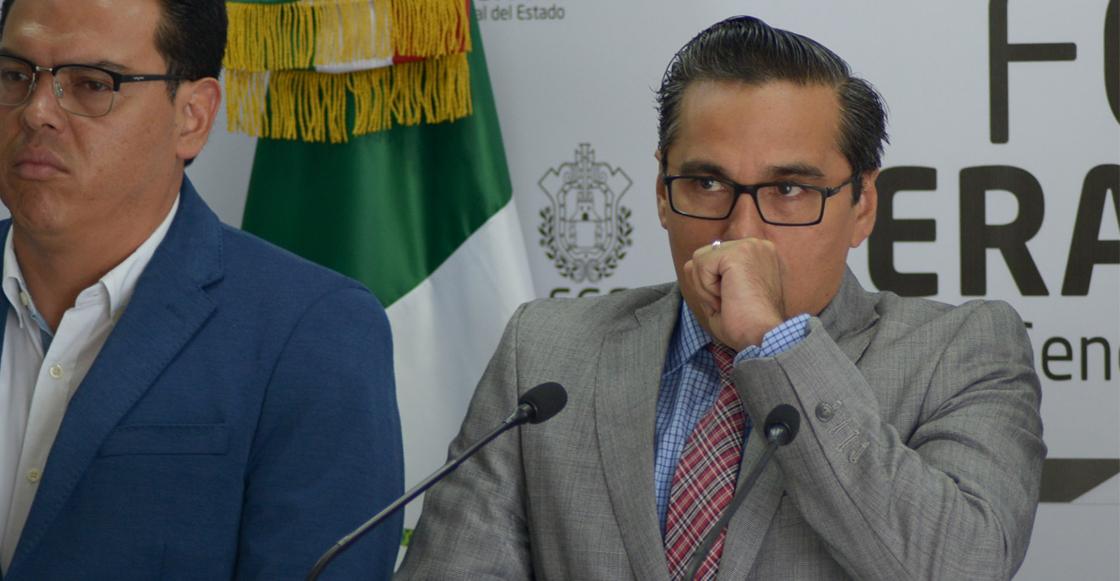 Congreso de Veracruz remueve temporalmente de su cargo al fiscal Jorge Winckler