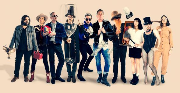 Josh Homme recluta a Billy Gibbons, Les Claypool y más para sus Desert Sessions
