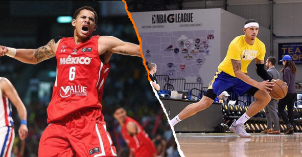 Mexicano Juan Toscano, a prueba con los Golden State Warriors