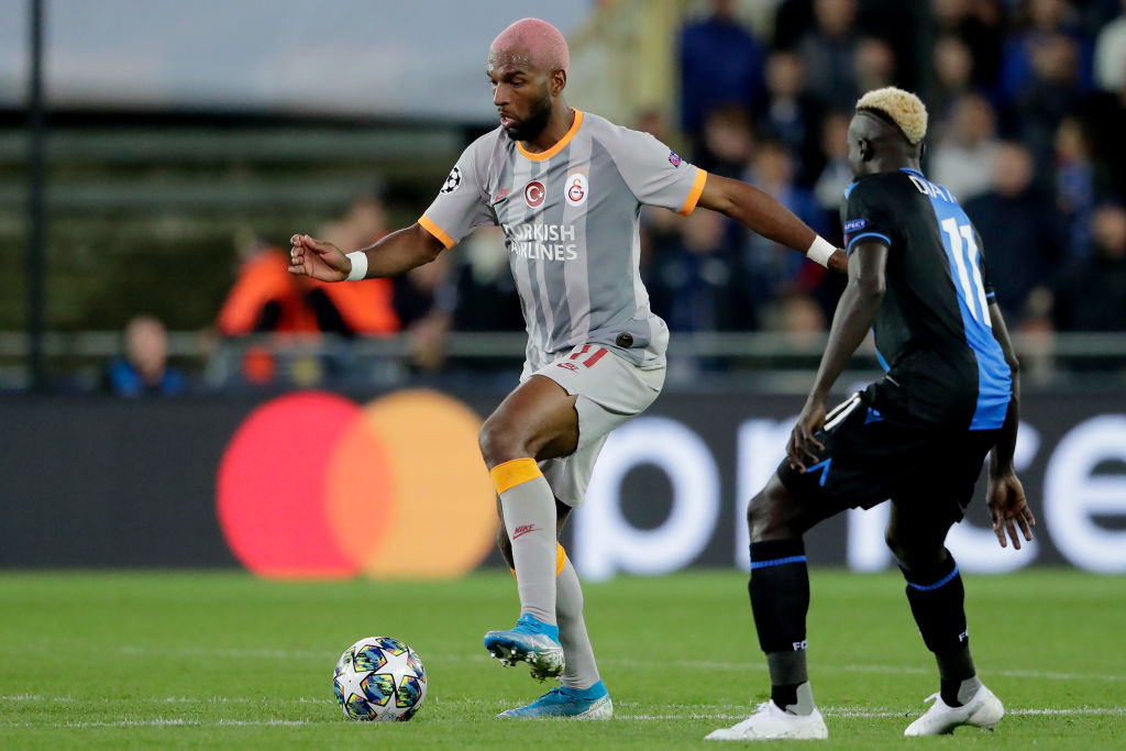 ¡Se mantiene el invicto! Club Brujas trae 'de hijo' al Galatasaray en Champions League