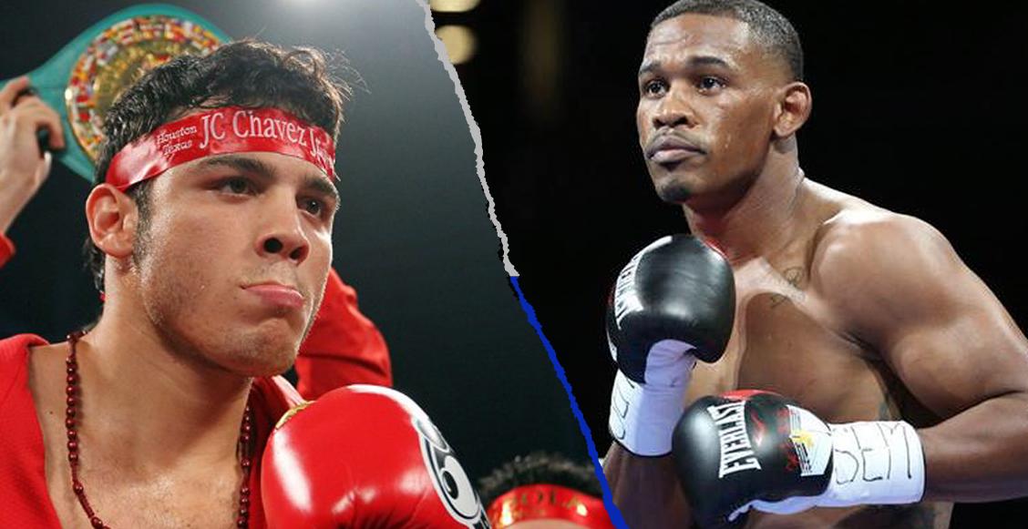 Detalles 'mínimos' separan el combate entre Chávez Jr. vs Daniel Jacobs