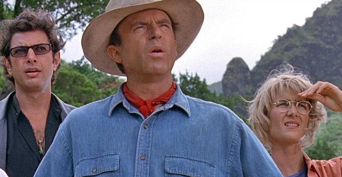 ¡Pura nostalgia! Laura Dern, Jeff Goldblum y Sam Neill regresarán para 'Jurassic World 3'