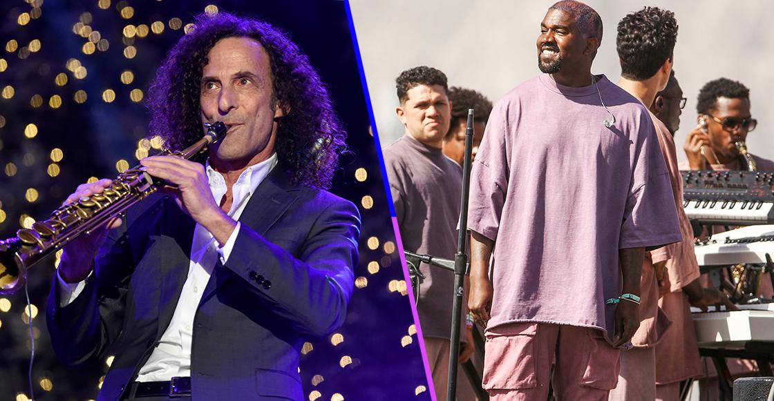 Crossovers que nadie pidió presenta: Kenny G confirma que sí colaborará con Kanye West