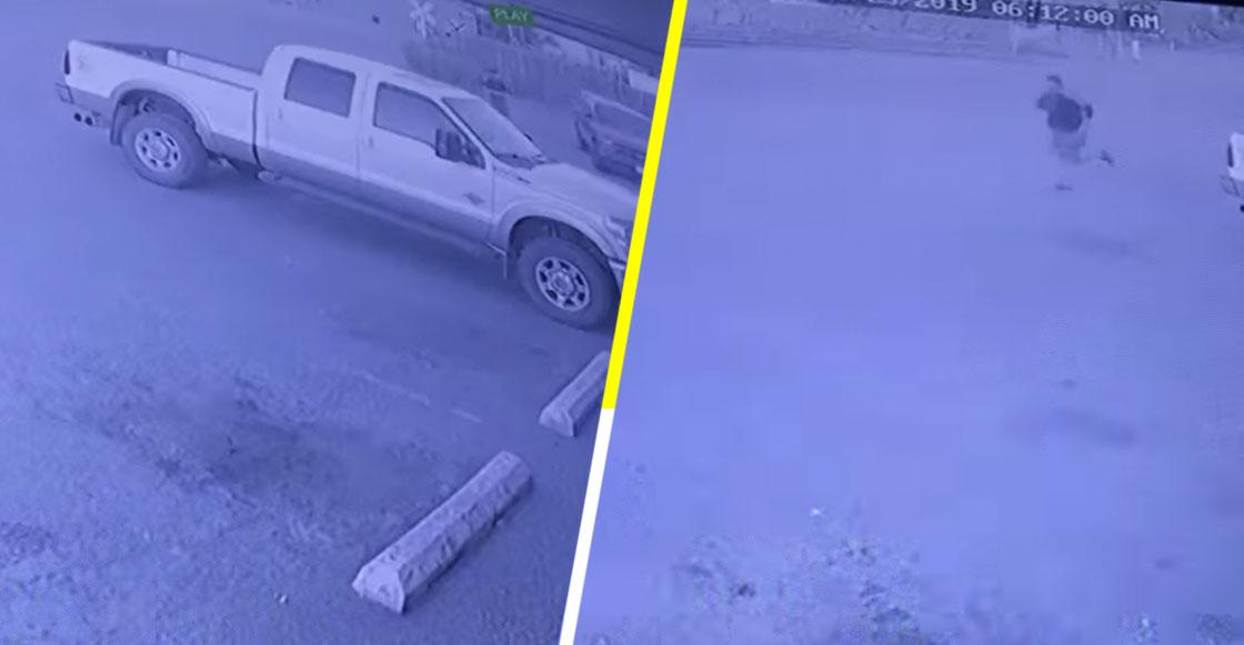 El estafador resultó estafado: Sujeto asalta una tienda y al darse a la fuga otro hombre le roba la camioneta