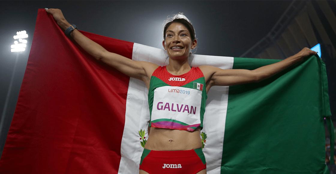 Roban 36 mil pesos a Laura Galván, medallista de oro en Panamericanos