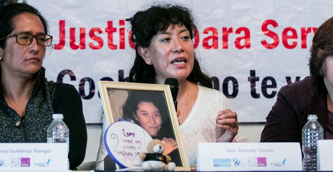 """Aplazan juicio de Lesvy Berlín porque la defensa del implicado """"no estaba preparada"""""""