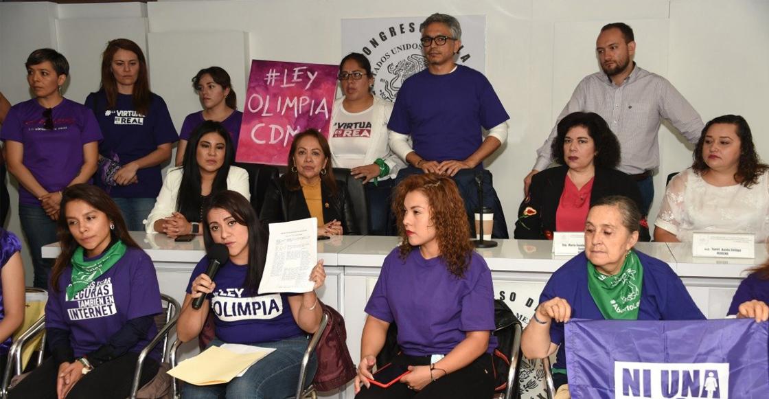 #LeyOlimpia: Proponen sancionar la 'pornovenganza' como delito en CDMX