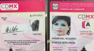 Defensa de Robles acusa que juez justifica prisión preventiva con licencia falsa