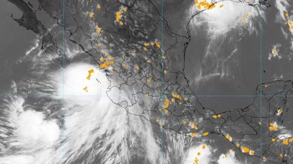 'Lorena' podría intensificarse a huracán categoría 1 en las próximas 12 horas