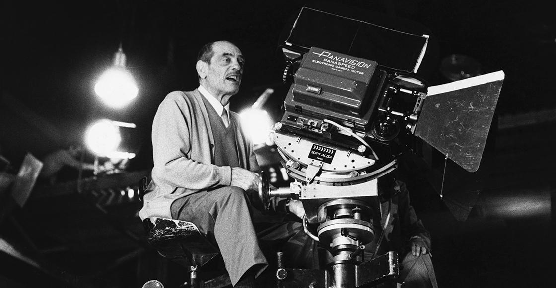Habrá una exposición de la filmografía mexicana de Luis Buñuel en la Cineteca Nacional