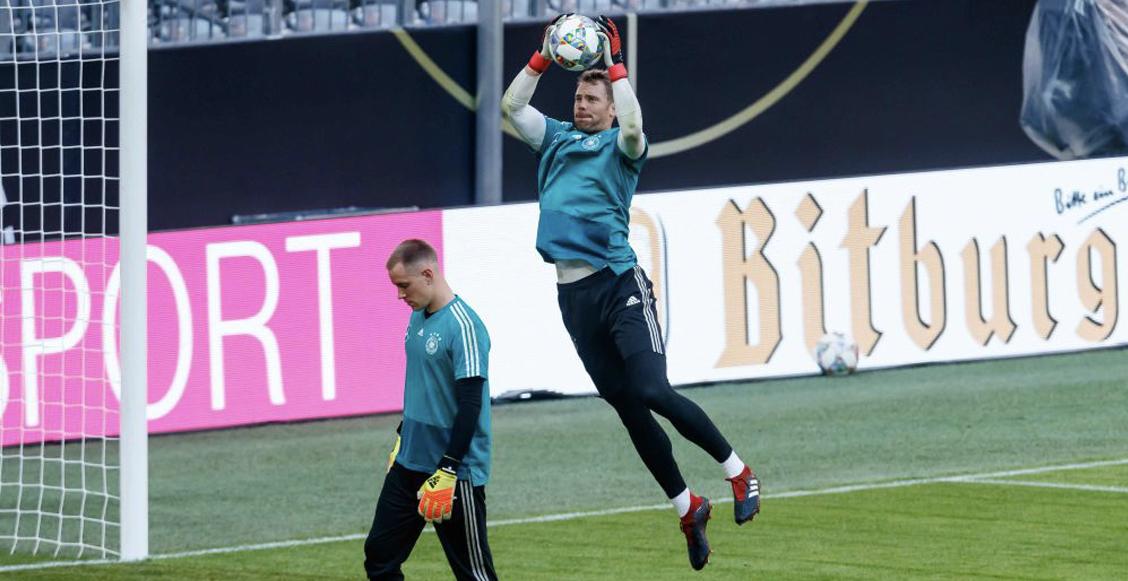¡Ter Stegen sonríe! Neuer ya tendría fecha para dejar a la Selección de Alemania