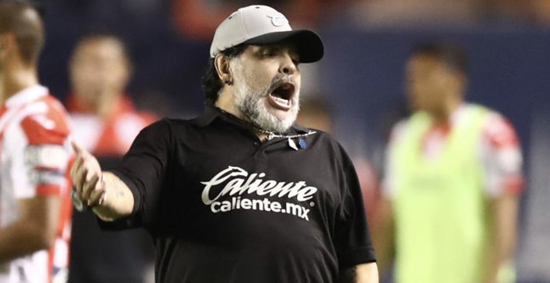 ¿Regresa el 'Pelusa'? El equipo que busca a Maradona como su nuevo DT