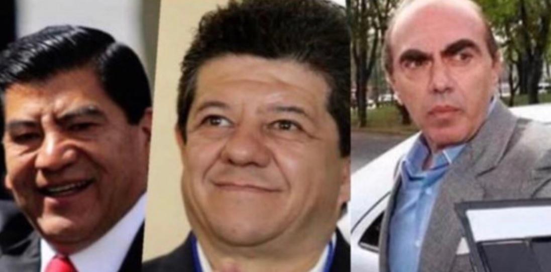 UIF solicita congelar cuentas de Mario Marín, Kamel Nacif y Hugo Karam