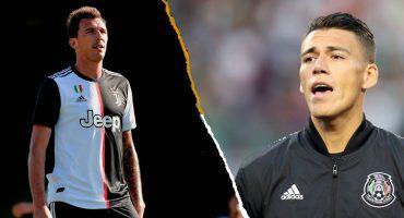 Mandzukic estaría a detalles de ser compañero de Héctor Moreno