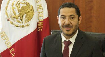 Batres propone rotar la Mesa Directiva del Senado por partido y por género