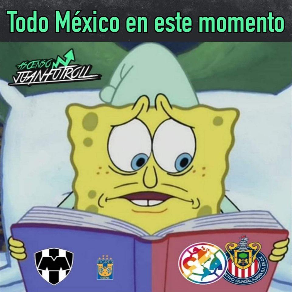 Memes America Chivas 2019