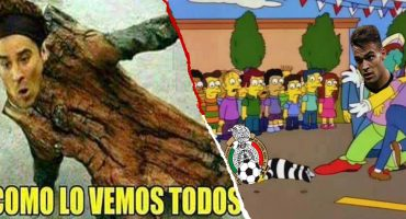 Argentina nos llenó 'la canasta' de memes tras la penosa actuación de México