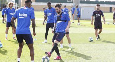 El camino de Messi para regresar con el Barcelona y enfrentar al Borussia Dortmund