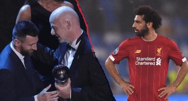 Sudán y Egipto reclaman que votaron por Salah en The Best y el beneficiado fue Messi