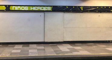 La estación del Metro 'Niños Héroes' cambia oficialmente de nombre