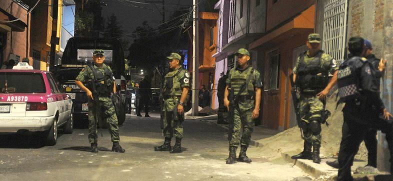 México ocupa el primer lugar en ranking de delincuencia organizada