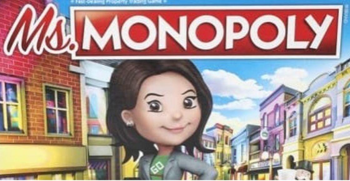Mrs. Monopoly, el primer juego de empoderamiento femenino