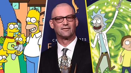 Fallece a los 54 años J. Michael Mendel, productor de 'Los Simpson' y 'Rick and Morty'