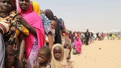 19 mujeres fueron rescatadas de una