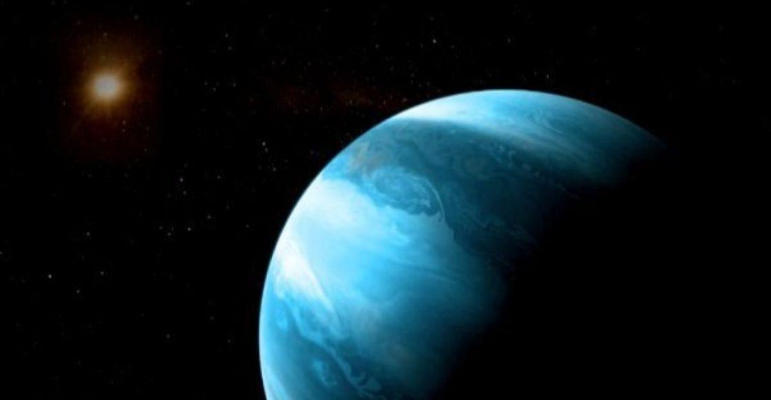 Descubren planeta gigante orbitando una estrella enana fuera del Sistema Solar