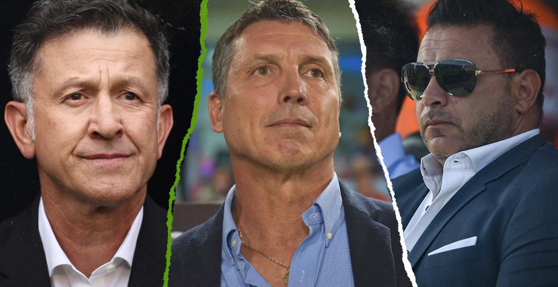 Las 3 opciones de Cruz Azul para ocupar el puesto que dejó Pedro Caixinha