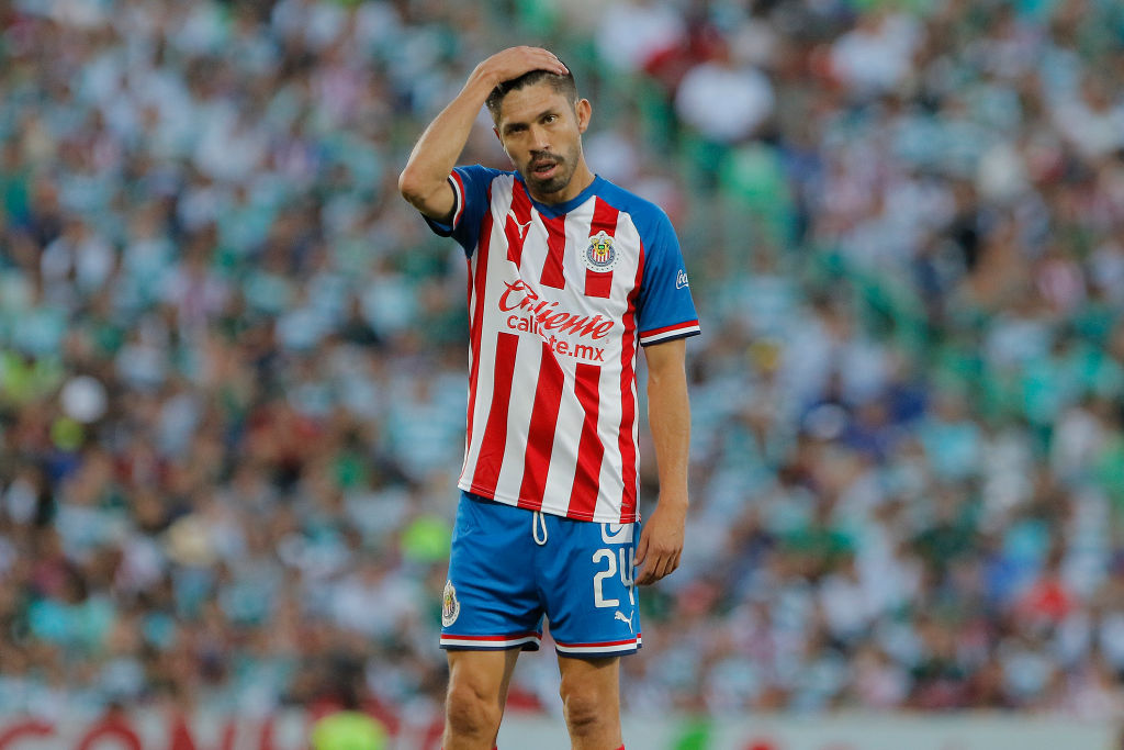 ¿Ley del ex? Oribe Peralta dice que no festejará si le anota gol al América
