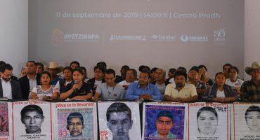 Padres de los 43 condenan liberación de 24 personas relacionadas con el caso Ayotzinapa
