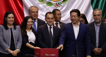 Hacienda entrega Paquete Económico 2020: Se priorizará seguridad, bienestar y sector enegético