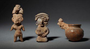 Gobierno de México pide a casa de subastas detener venta de 120 piezas arqueológicas