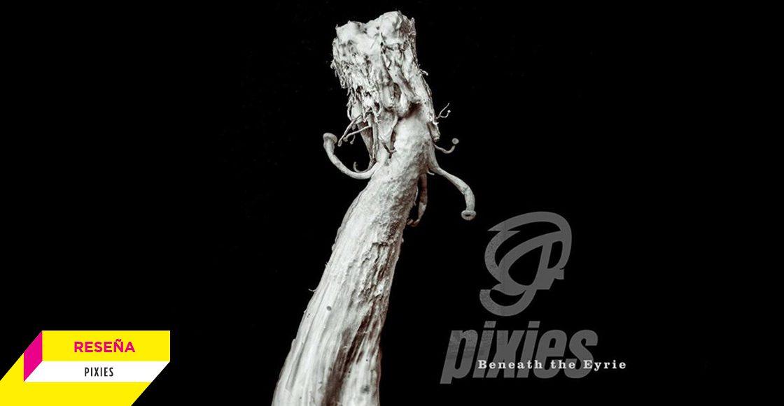 'Beneath the Eyrie': Pixies gira hacia los cuentos sombríos en su séptimo disco