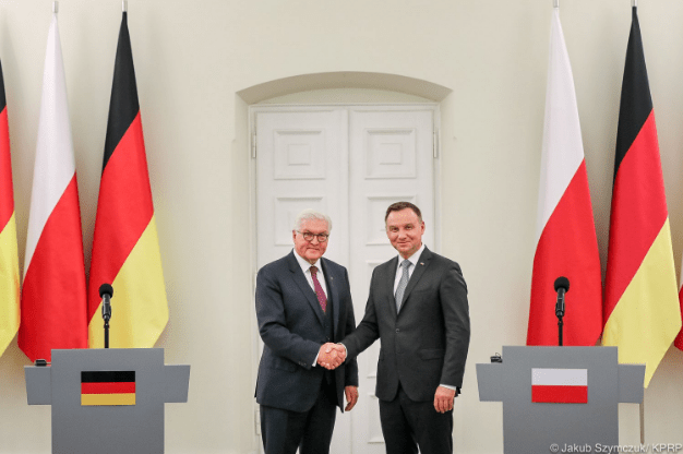 Alemania pide perdón en el 80 aniversario de la Segunda Guerra Mundial