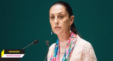 #ApuntesChilangos: El primer informe de Sheinbaum