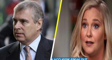 Víctima de Jeffrey Epstein acusa al príncipe Andrés de Inglaterra de presunto abuso sexual