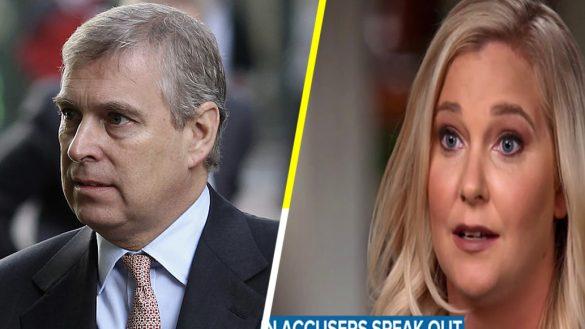 Víctima de Jeffrey Epstein acusa al príncipe Andrés de Inglaterra de abusar de ella a los 17 años