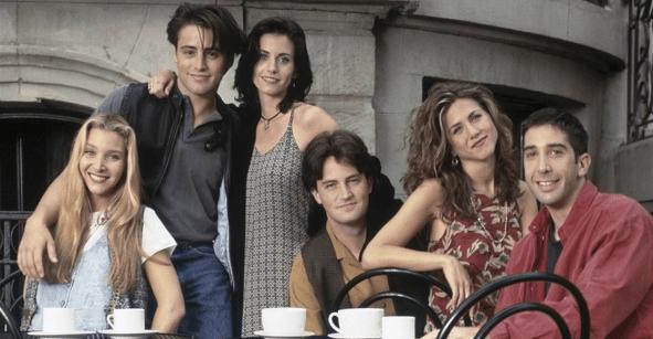 Los festejos no paran: ¡No te pierdas la oportunidad de ver 'Friends' en una sala de cine!